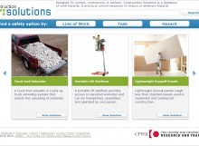 Construction Solutions Homepage